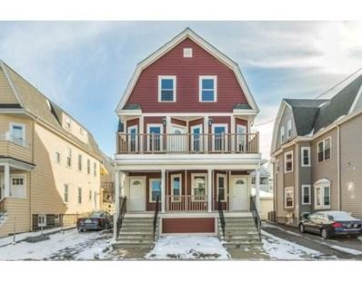 16 Princeton Street UNIT 1, Medford, MA 02155 - MLS#: 72276442