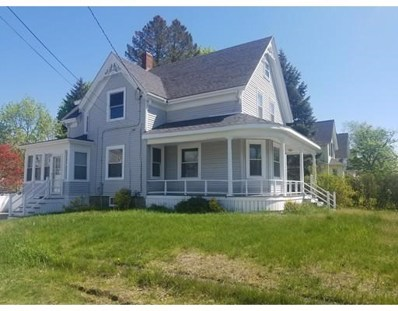 128 Riverview St, Brockton, MA 02302 - MLS#: 72276523