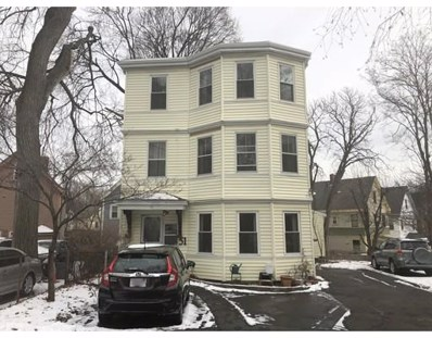 51 Creighton St UNIT 3, Boston, MA 02130 - MLS#: 72276621