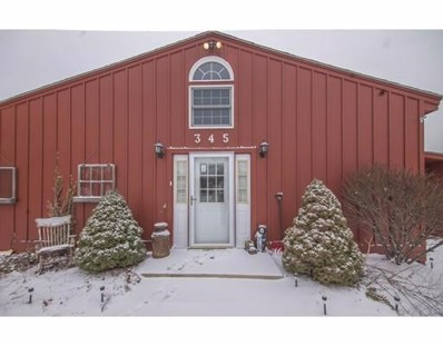 345 N Main St, North Brookfield, MA 01535 - MLS#: 72276963