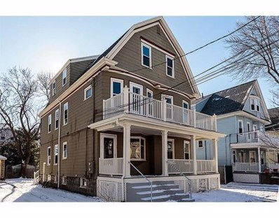 15 Cleveland St UNIT 1, Arlington, MA 02474 - MLS#: 72276966
