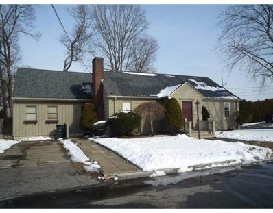 596 Florence St, Fall River, MA 02720 - MLS#: 72276991