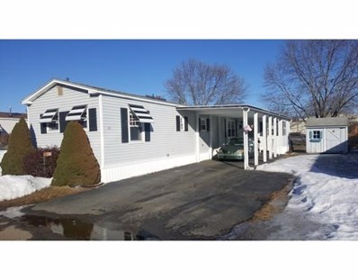 143 West Street UNIT 38, Hatfield, MA 01088 - MLS#: 72277341