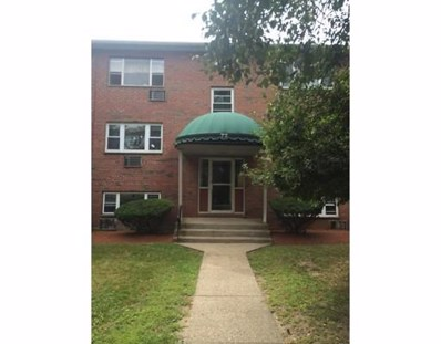 79 Walnut St UNIT 8, Newton, MA 02460 - MLS#: 72277630