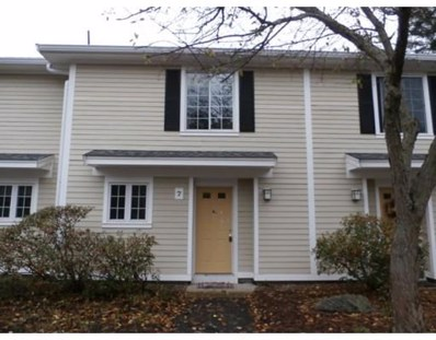 6 Adam St UNIT 7, Easton, MA 02375 - MLS#: 72277884