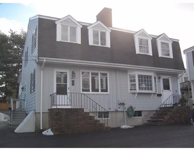44 Lincoln Ave UNIT A, Marblehead, MA 01945 - MLS#: 72277890