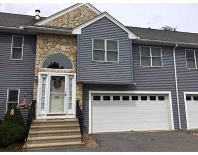 20 Edward UNIT 20, Leicester, MA 01524 - MLS#: 72277925