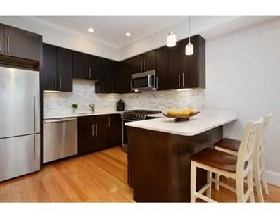 54 Green St UNIT 1, Boston, MA 02130 - MLS#: 72278139