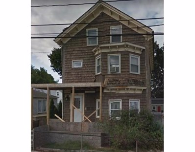 100 Grinnell St, Fall River, MA 02721 - MLS#: 72278145