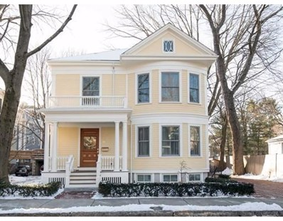 26 Parker Street, Cambridge, MA 02138 - MLS#: 72278297