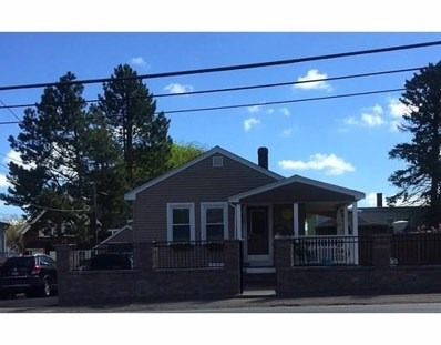 18 Cary Street, Brockton, MA 02302 - MLS#: 72278298