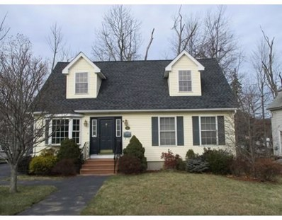 92 Prouty Ln, Worcester, MA 01602 - MLS#: 72278405