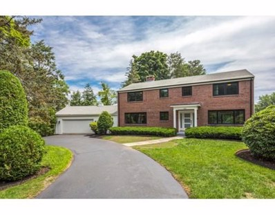 388 Brush Hill Rd, Milton, MA 02186 - MLS#: 72278557