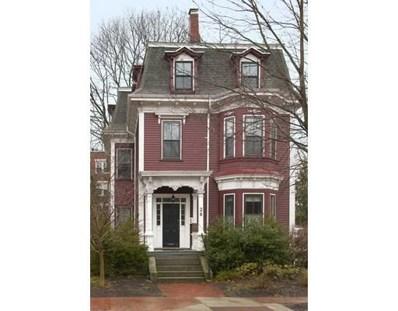 26 Linnaean Street UNIT 4, Cambridge, MA 02138 - MLS#: 72278601