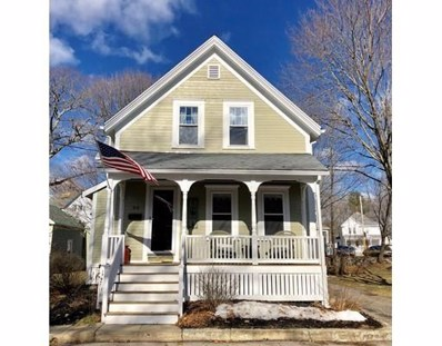 84 Charles St, Mansfield, MA 02048 - MLS#: 72278609