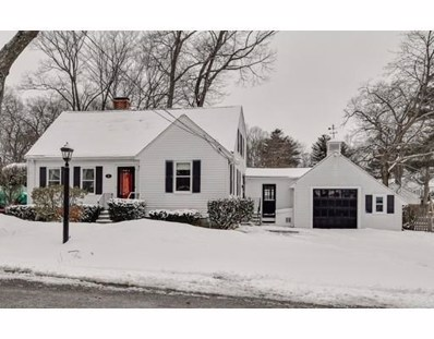 5 Richmond Rd, Natick, MA 01760 - MLS#: 72278752