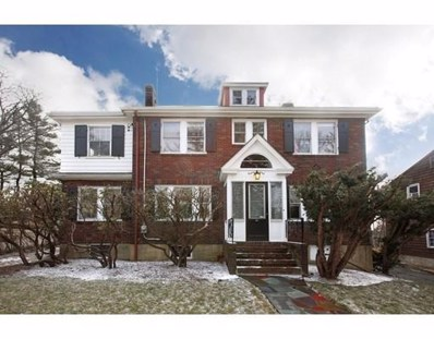 41 Maplewood Ave, Newton, MA 02459 - MLS#: 72278863