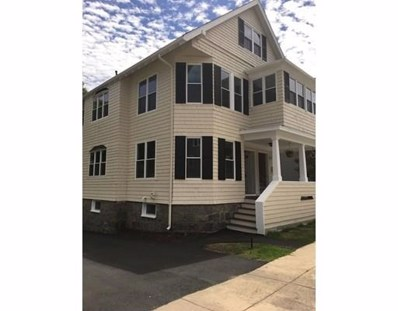 48 Newburg St UNIT ONE, Boston, MA 02131 - MLS#: 72278902
