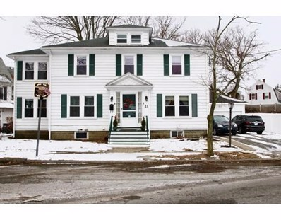 21 Sutton St, Peabody, MA 01960 - MLS#: 72278934