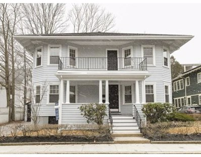 15 Lincoln Rd, Brookline, MA 02445 - MLS#: 72279031