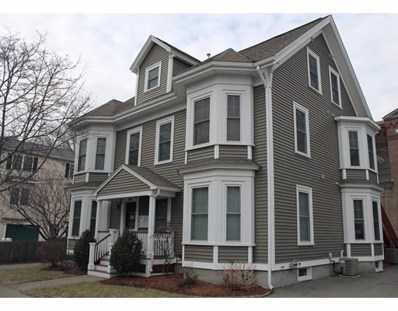116 Chestnut St UNIT 3, Waltham, MA 02453 - MLS#: 72279053