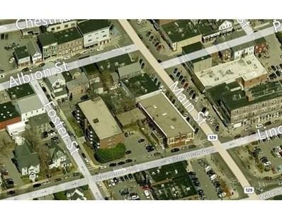 10 Foster St UNIT 406, Wakefield, MA 01880 - MLS#: 72279186
