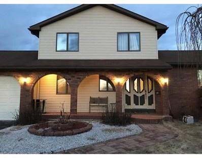 45 Hunter Road, Ludlow, MA 01056 - MLS#: 72279533