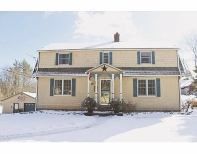 22 Monson Road, Wales, MA 01081 - MLS#: 72279642