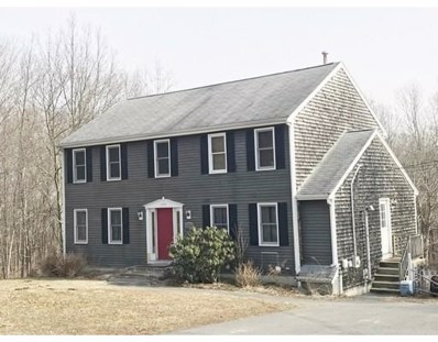 2545 County St, Dighton, MA 02715 - MLS#: 72279939