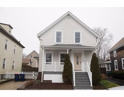 271 Palmer St, New Bedford, MA 02740 - MLS#: 72280568
