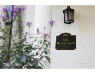 1471 Beacon Street UNIT 2, Brookline, MA 02446 - MLS#: 72280685