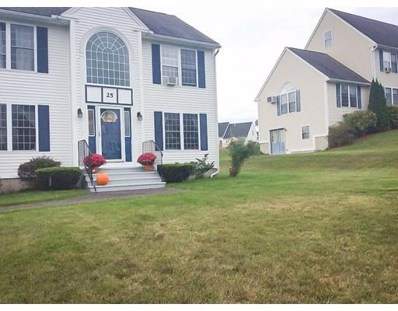 25 Cortland Ave, Fitchburg, MA 01420 - MLS#: 72280768