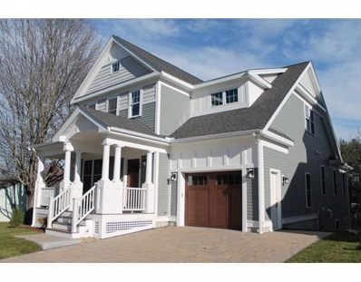 52 Evergreen Avenue UNIT 3, Bedford, MA 01730 - MLS#: 72280782