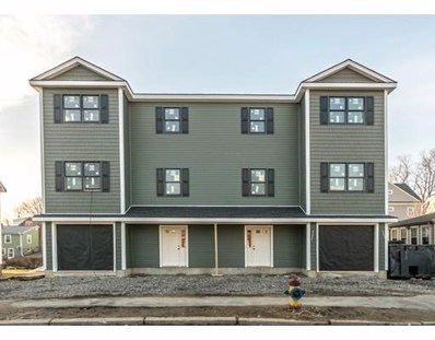 44 Gale Street UNIT 1, Waltham, MA 02453 - MLS#: 72280829