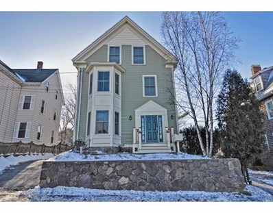 26 Village Street UNIT 1, Marblehead, MA 01945 - MLS#: 72281160