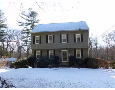 16 Gilbert Way, Millbury, MA 01527 - MLS#: 72281192