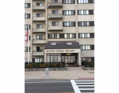 510 Revere Beach Blvd UNIT 1204, Revere, MA 02151 - MLS#: 72281262