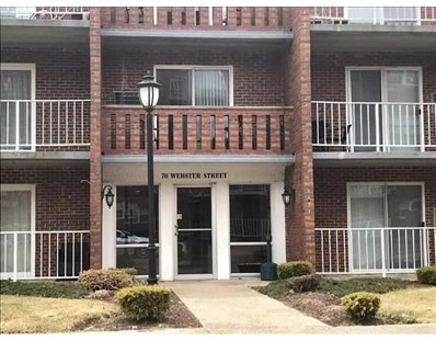 70 Webster UNIT 201, Weymouth, MA 02190 - MLS#: 72281441