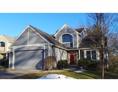 184 Cannon Forge Drive UNIT 184, Foxboro, MA 02035 - MLS#: 72281505