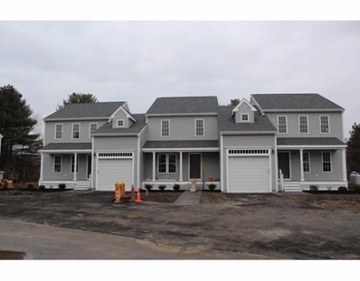 82 Saw Mill Lane UNIT 82, Hanson, MA 02341 - MLS#: 72281536