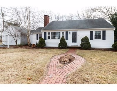 23 Bannister Ln, Yarmouth, MA 02664 - MLS#: 72281646