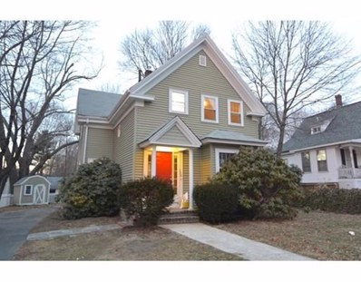 154 Lincoln St, Stoughton, MA 02072 - MLS#: 72281726