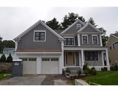 52 Rockwood Lane, Needham, MA 02492 - MLS#: 72281729