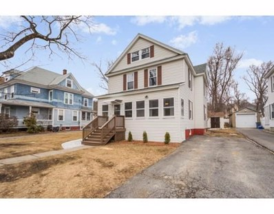 8 Englewood Ave, Worcester, MA 01603 - MLS#: 72281943