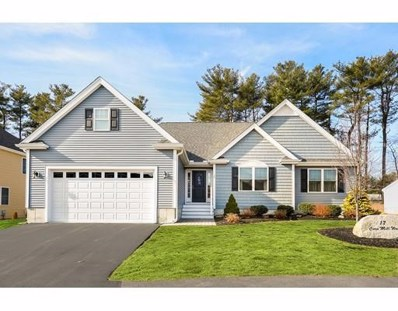 17 Corn Mill Way, Rockland, MA 02370 - MLS#: 72282101