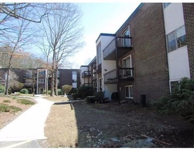 599 Old West Central St UNIT A12, Franklin, MA 02038 - MLS#: 72282378