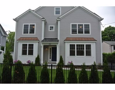373 Hunnewell St UNIT 373, Needham, MA 02494 - MLS#: 72282398