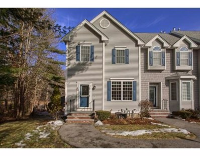 38 Tarbell St UNIT 3A, Pepperell, MA 01463 - MLS#: 72282435