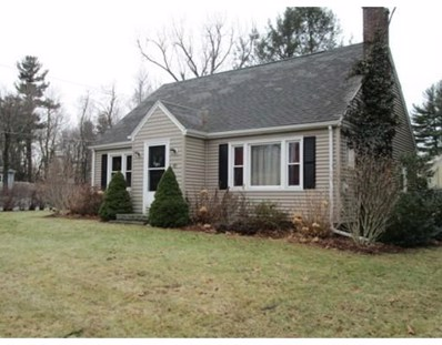 87 Shrewsbury St, Holden, MA 01520 - MLS#: 72282555
