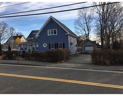 144 Canton St, Stoughton, MA 02072 - MLS#: 72282587